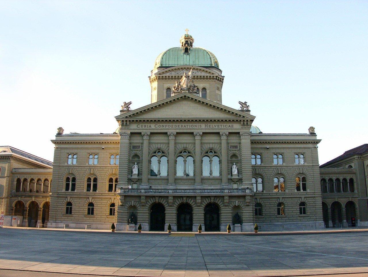 Bundeshaus Schweiz