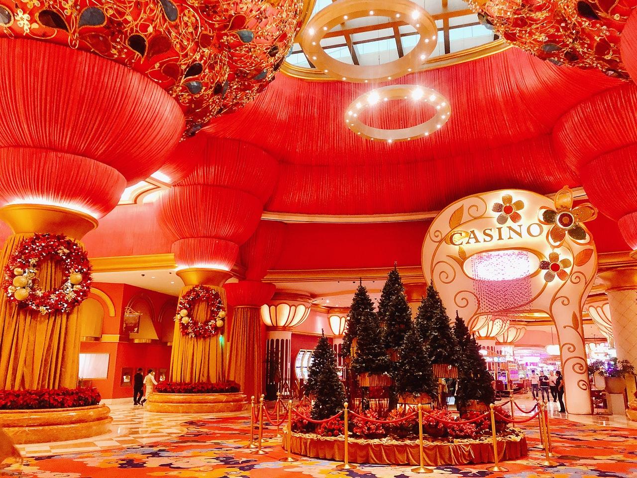Casino, Hotel, Foyer