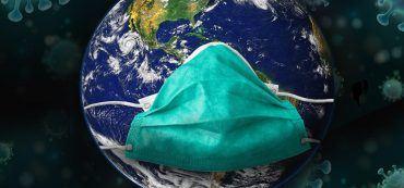 Erde, Mundschutz