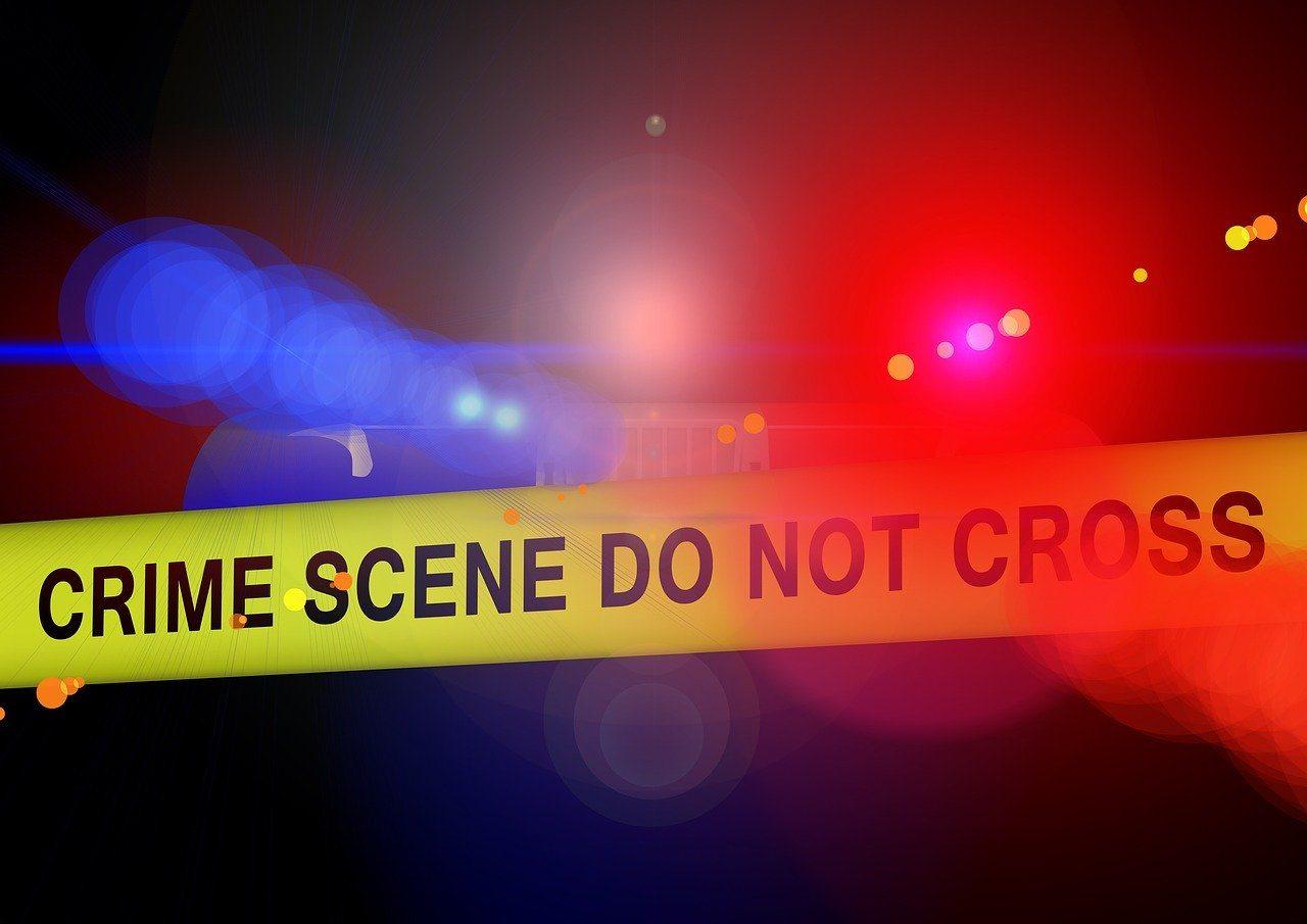 Absperrband Crime Scene