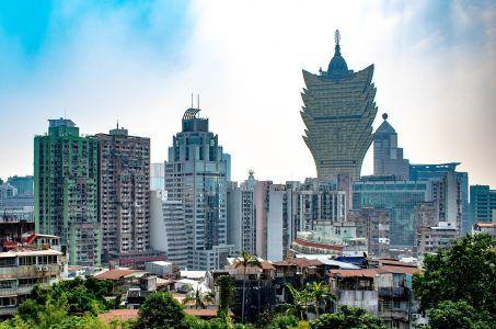 Gebäude in Macau