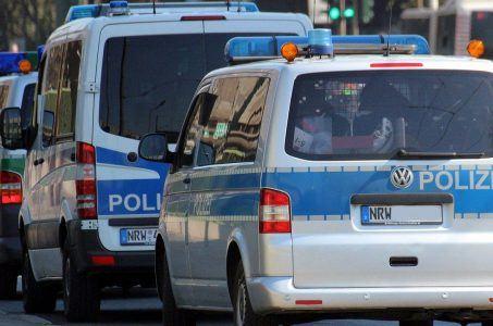 Polizeiwagen in NRW