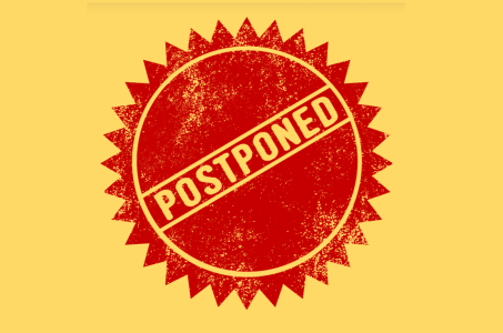 Postponed Logo