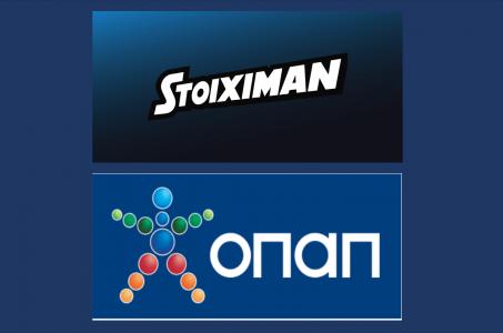 Stoiximan OPAP Logos