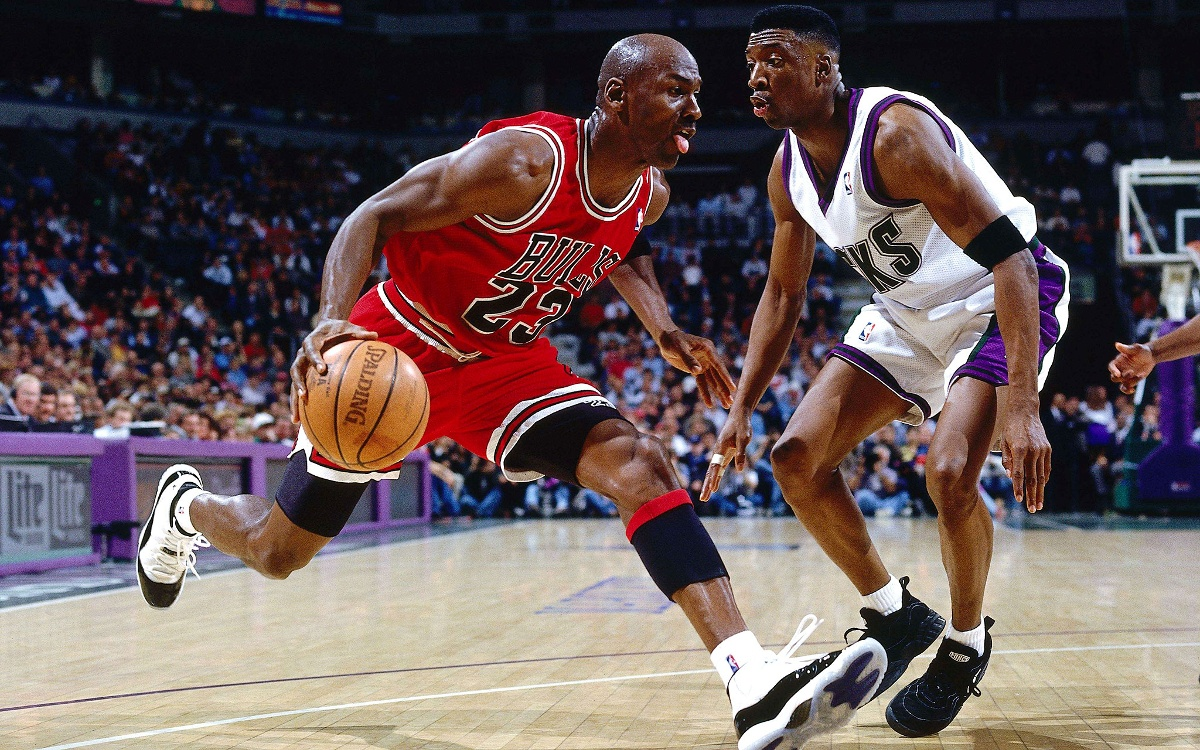 Michael Jordan Spielsucht