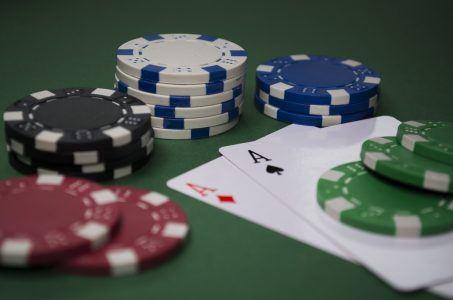 Karten Spielchips
