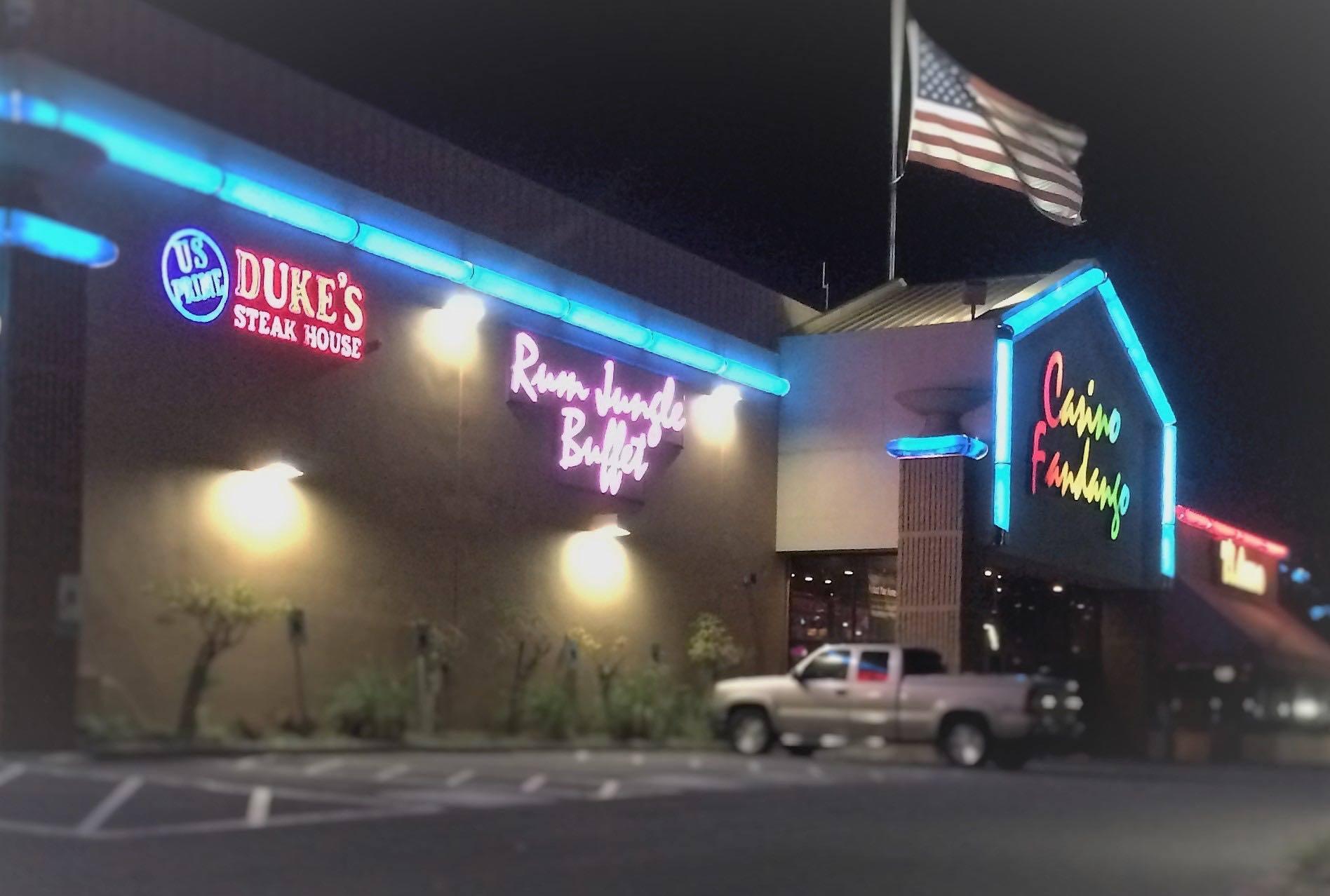 Casino Fandango, Steak Restaurant, Nevada Casino
