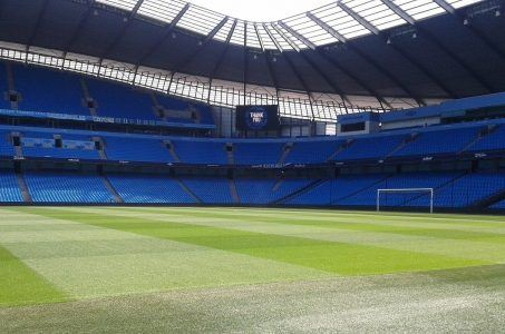 Manchester, Etihad Stadium, Fußball-Stadion