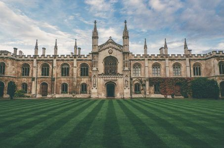 Cambridge, University of Cambridge, Großbritannien