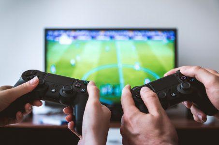 Konsole, Videospiel
