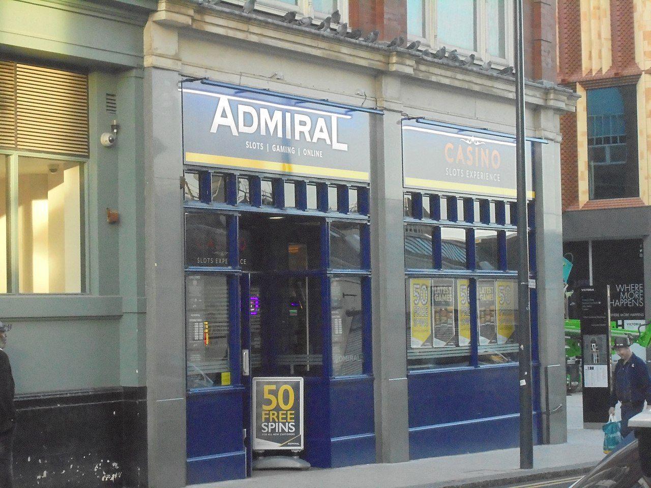 Admiral casino cambridge hotel