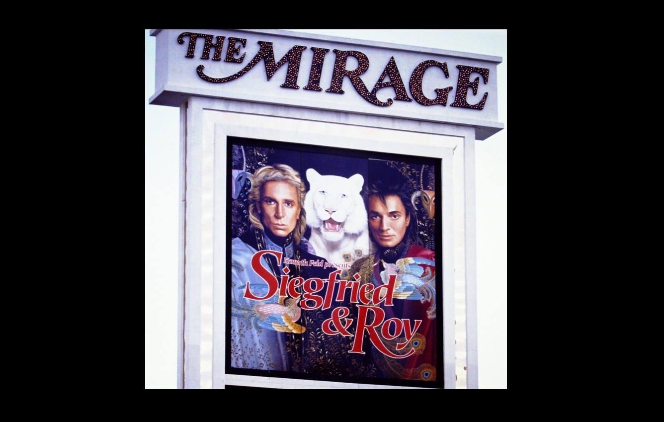 Mirage, Tiger, zwei Personen