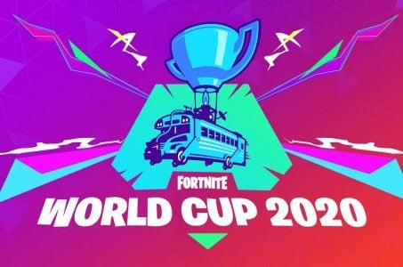 Fortnite World Cup 2020 Logo