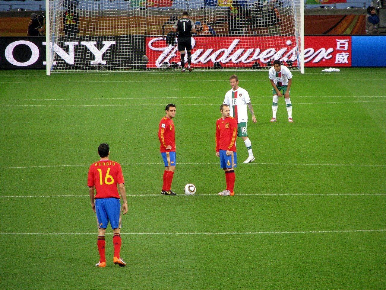 spanischer Fußball, Weltmeisterschaft 2010