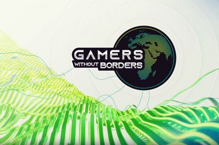 Gamers Without Borders Logo