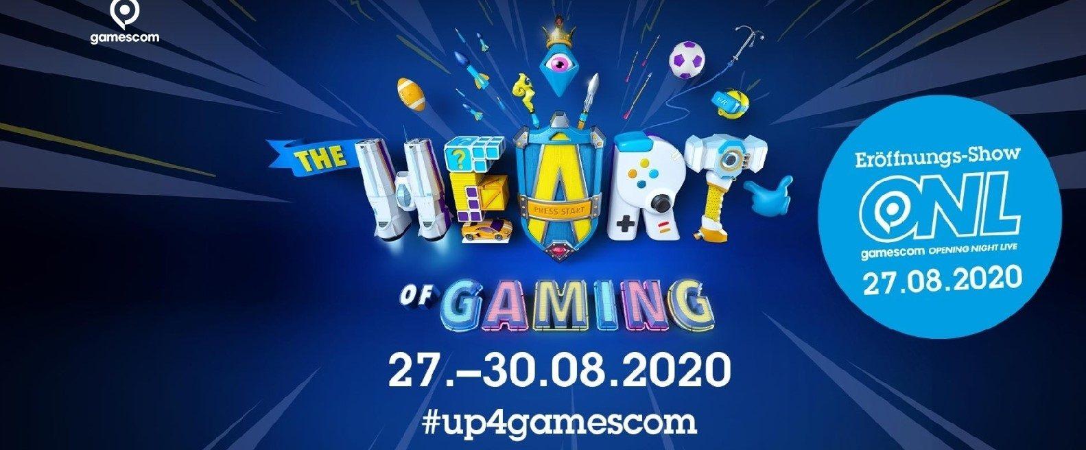 Gamescom 2020 Logo