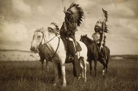Indianer, Pferde, Geschichte, Vintage