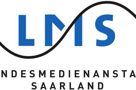 Logo Landesmedienanstalt Saarland LMS