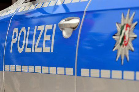 Polizeiauto NRW Nahaufnahme