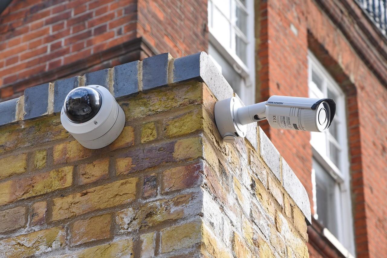 cctv Anlage Überwachungskameras