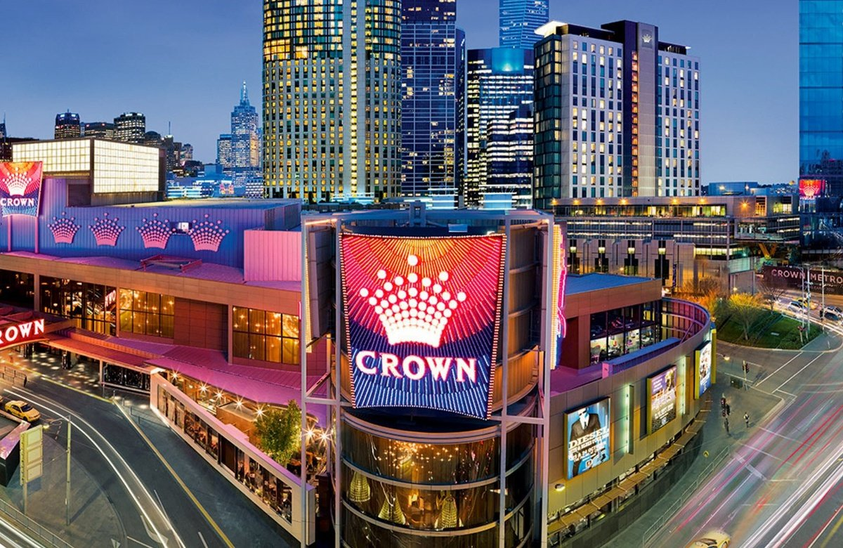 Crown Resorts Melbourne