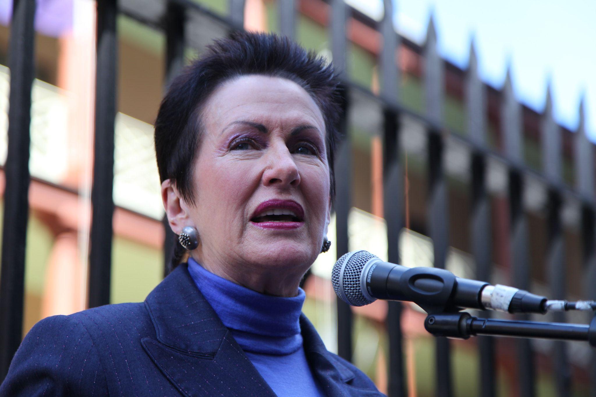 Clover Moore Oberbuergermeisterin von Sydney