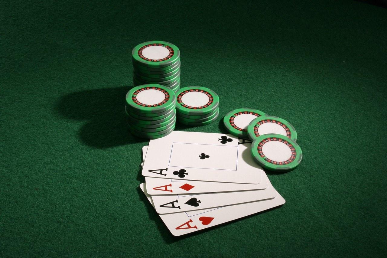 Spielkarten, Chips