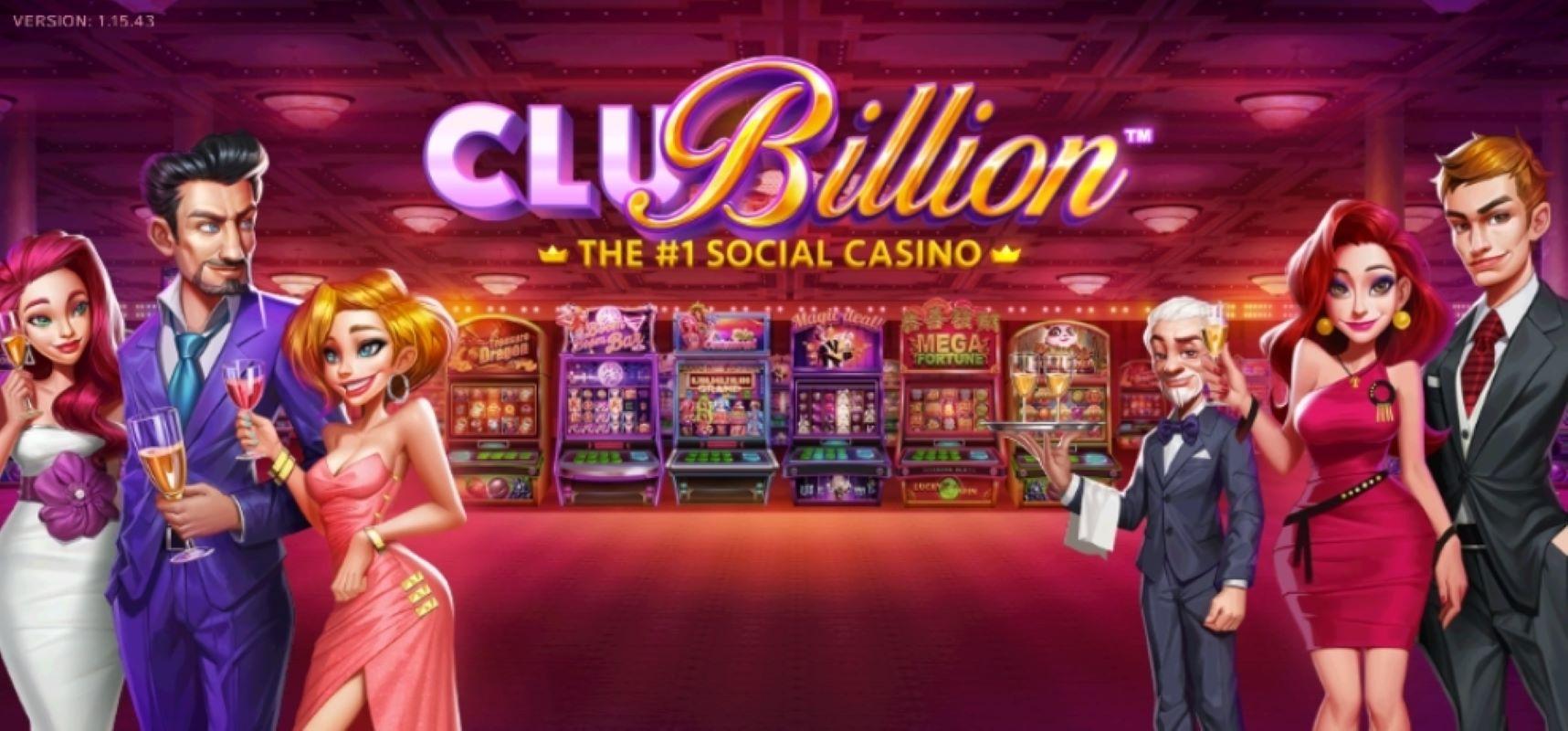 Clubillion Teaser, Männer, Frauen, Spielautomaten