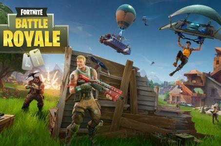 Fortnite Videospiel, Logo