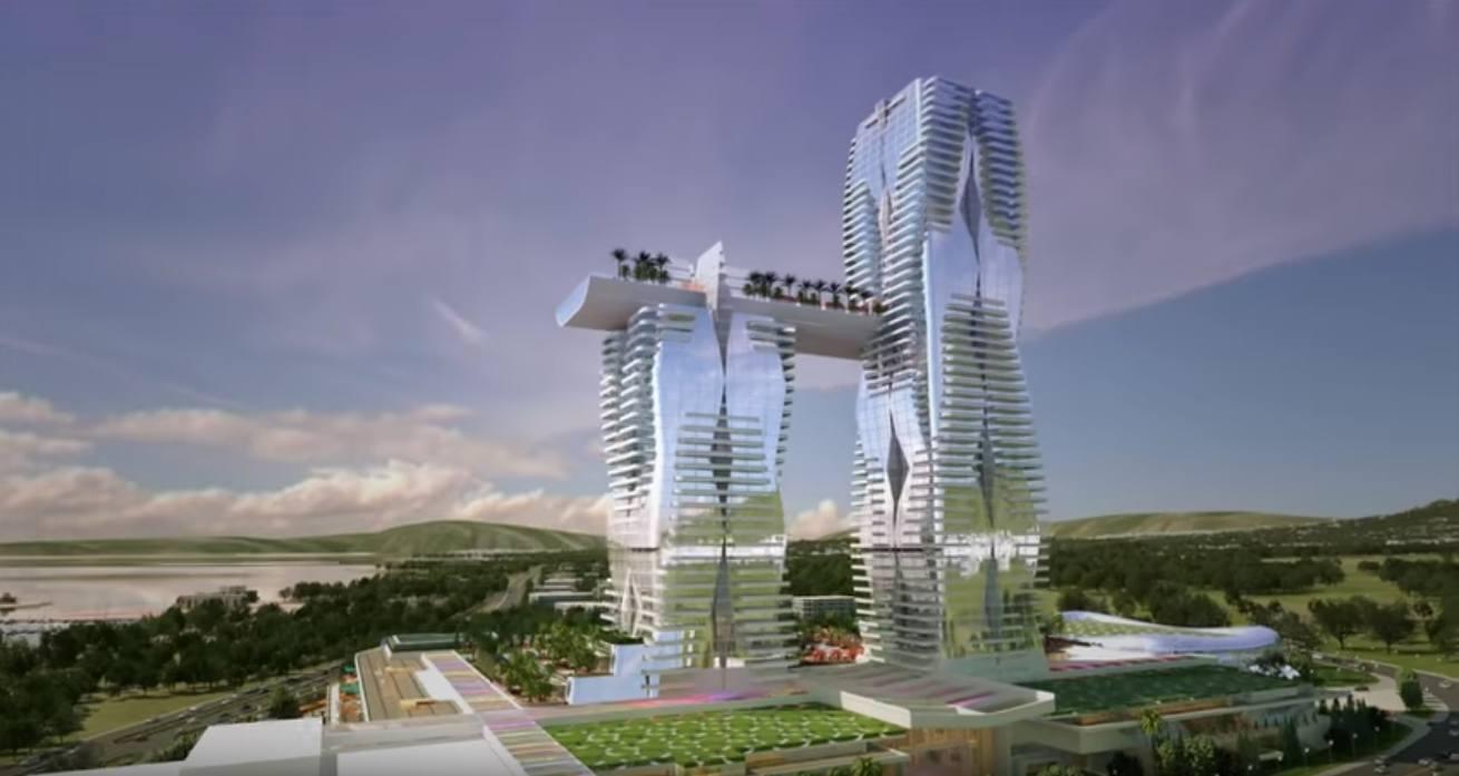 Hellinikon Casino Projekt