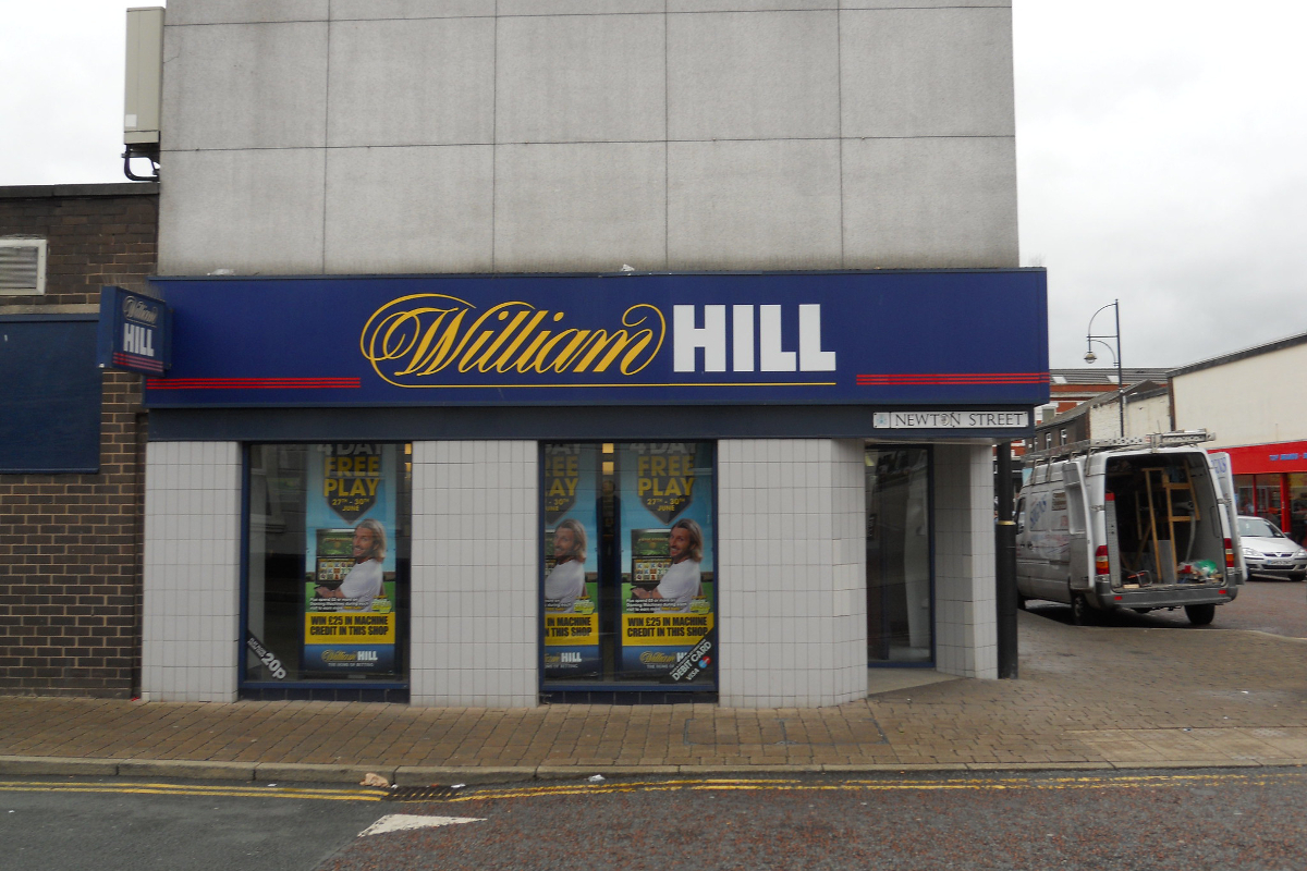 William Hill Wettbüro