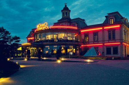 Im Casino von Sundsvall gehen die Lichter aus (Bild: svenskaspel.se) Cosmopol Casino Sundsvall