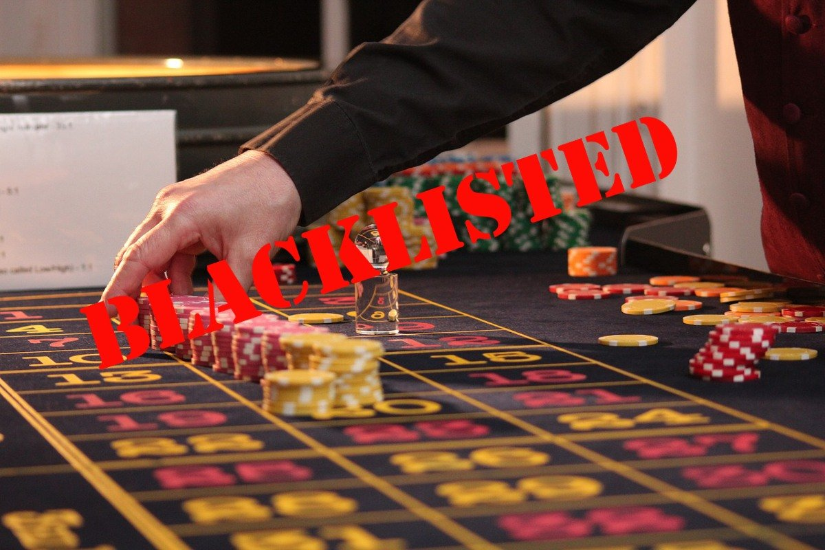 Roulette Blacklisted