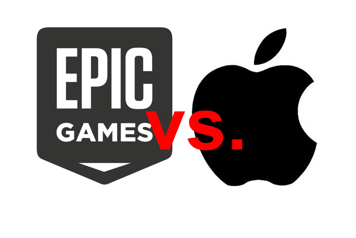 Epic Games Apple Logos