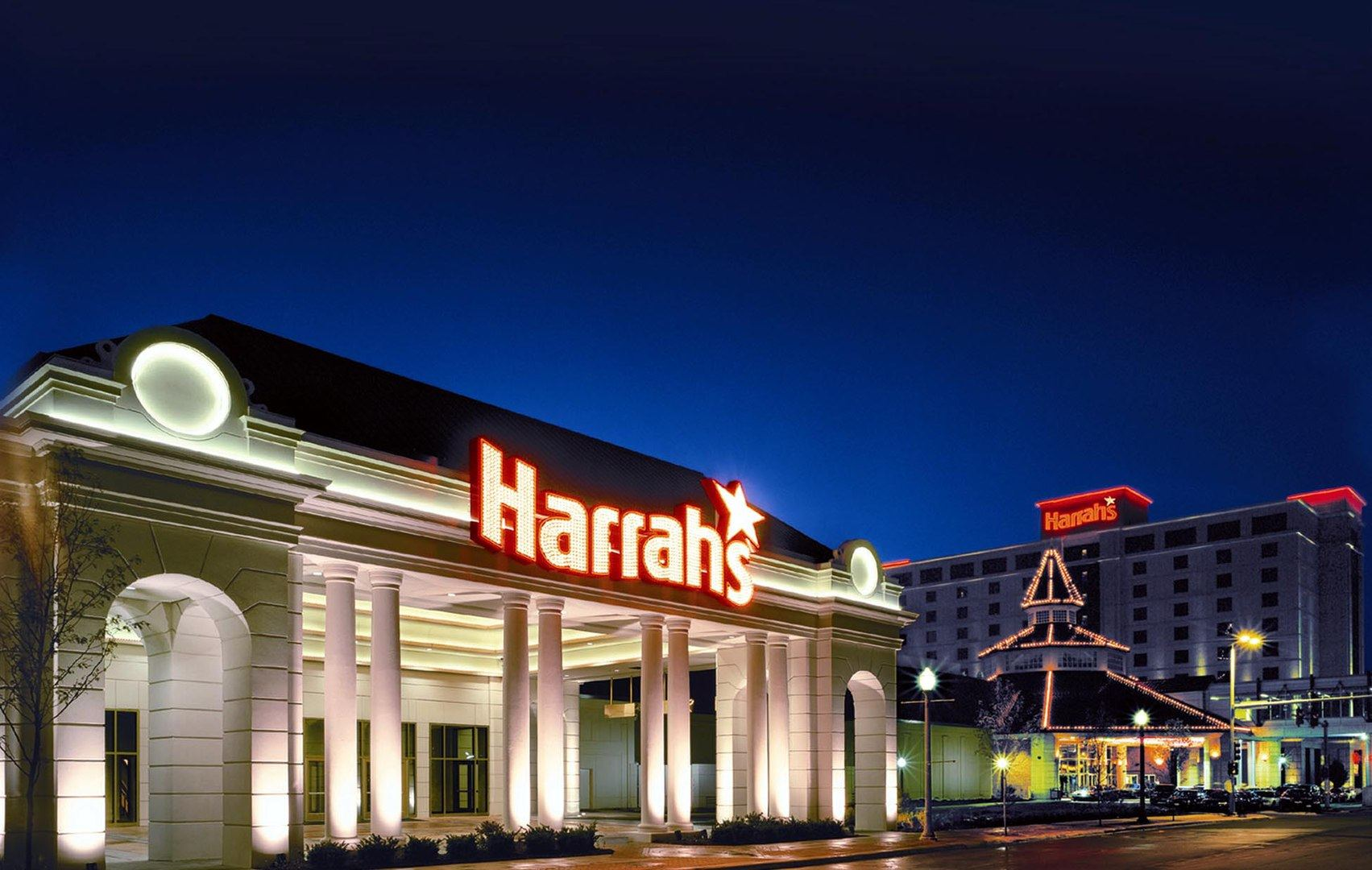 Harrah's Casino in Joliet
