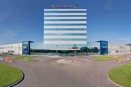 Novomatic-Gebäude, Hauptsitz