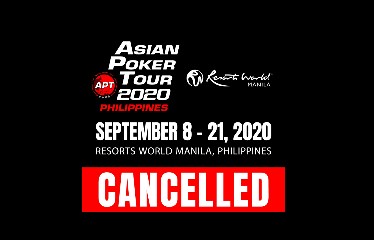 Asian Poker Tour 2020 Logo