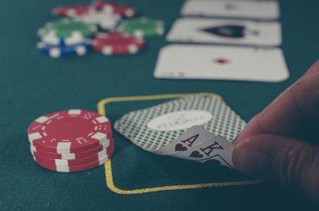 Poker, Karten, Spielchips