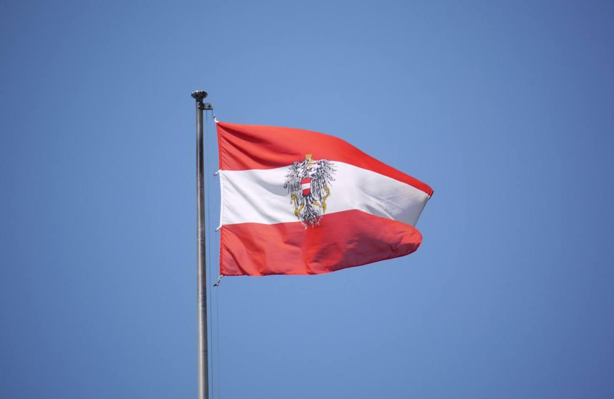 Fahne Österreich