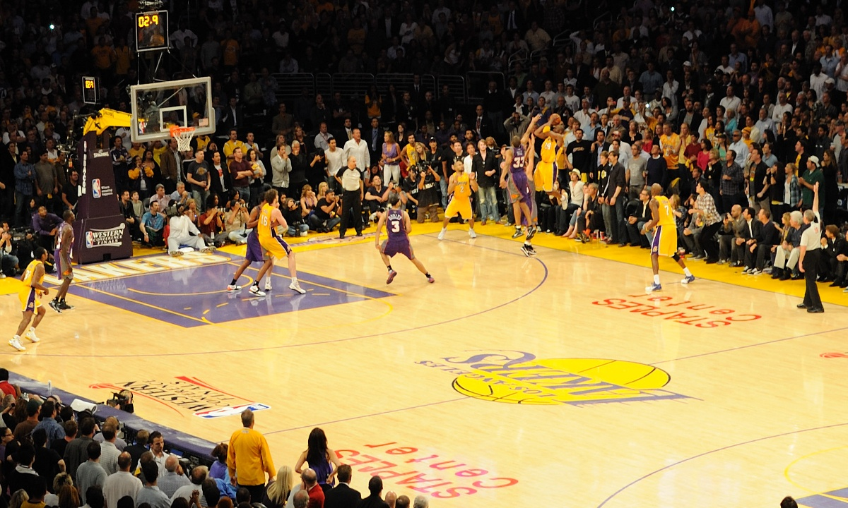 NBA, Basketball, LA Lakers