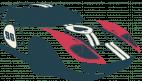 Casino 96 Balzers Logo, Rennwagen