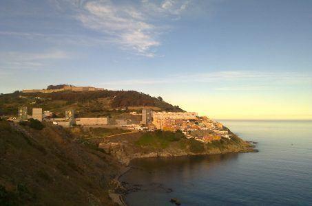 Ceuta, spanische Exklave