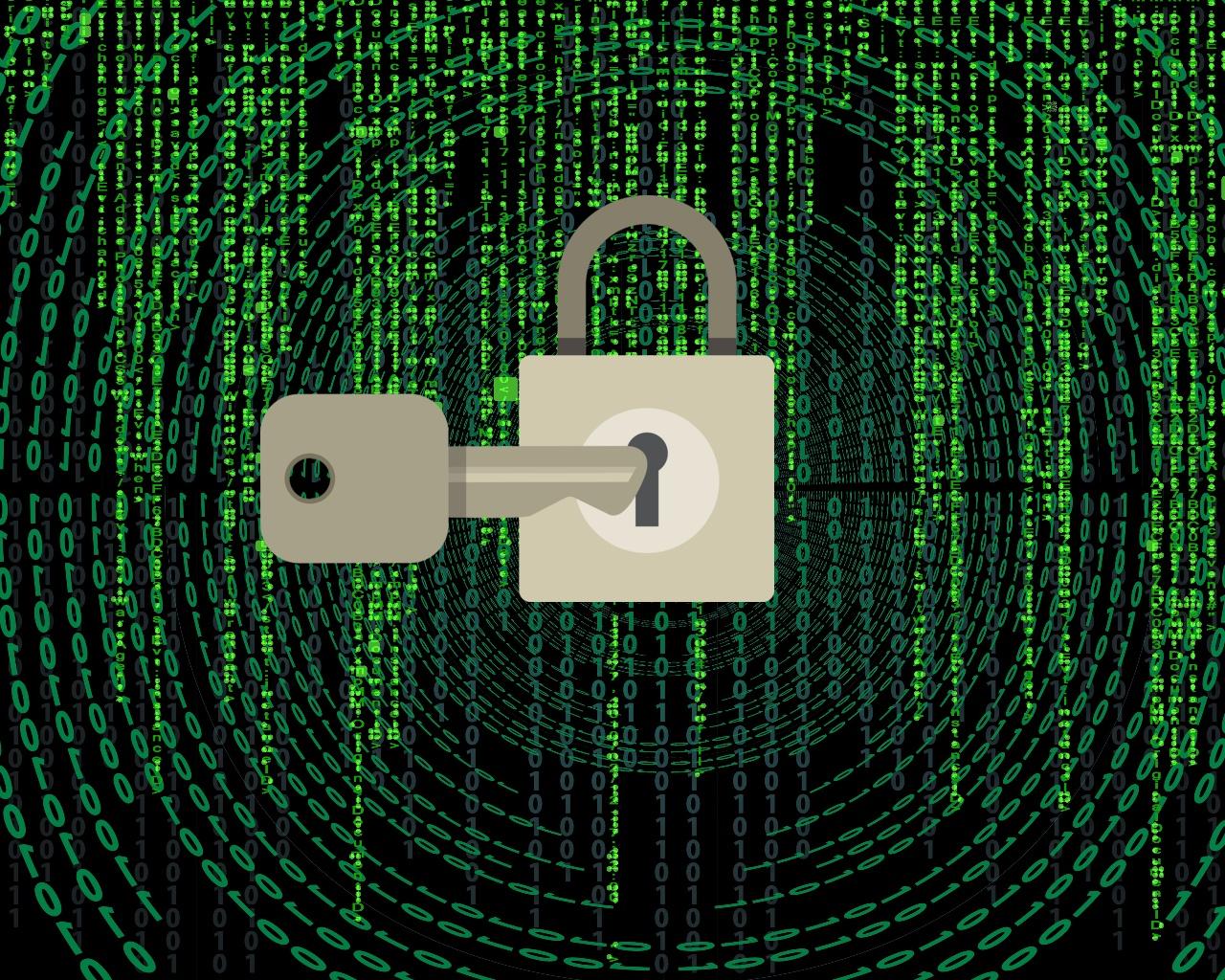 Matrix Code, Schloss, Schlüssel
