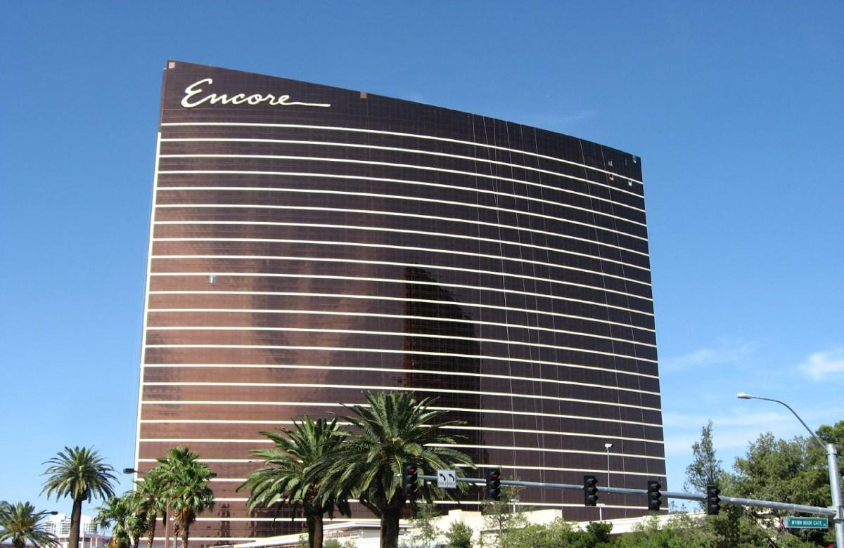 Encore Casino Las Vegas