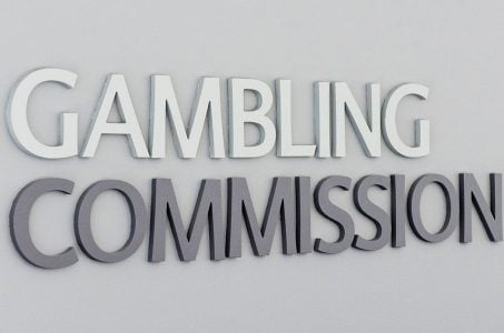 Schild UK Gambling Commission
