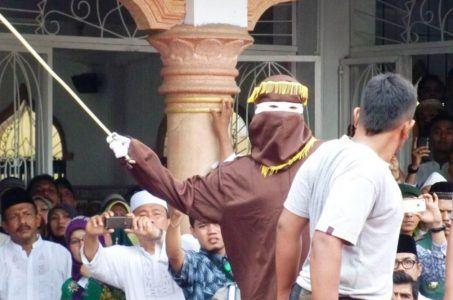 Aceh Indoensien Pruegelstrafe