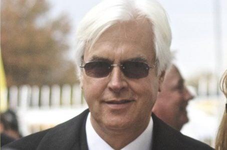 Pferdetrainer Bob Baffert