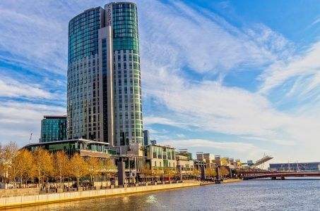 Crown Towers, Melbourne, Crown Casino Australien