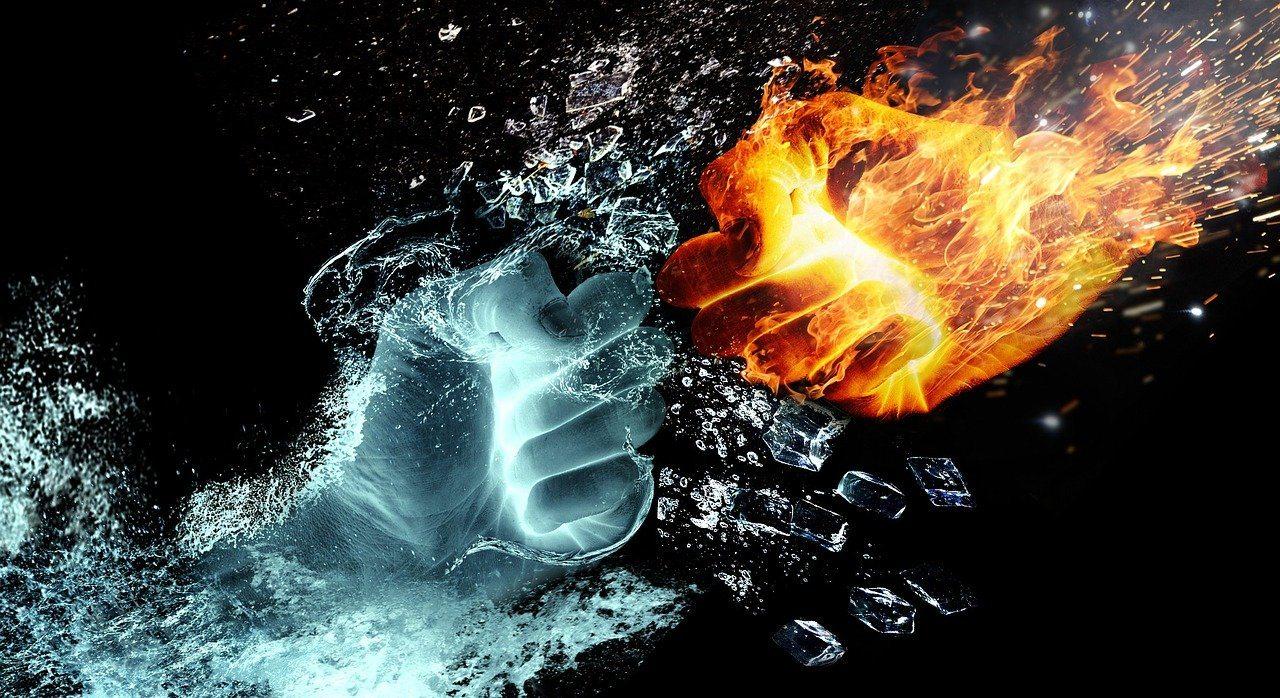 Fäuste, Feuer, Wasser