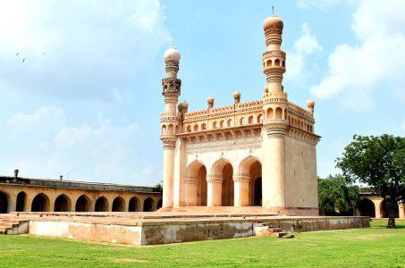 Tempel in Andhra Pradesh, Indien
